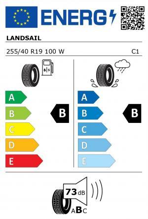 Spotřeba paliva - Přilnavost na mokrém povrchu - Hluk: B - B - 70 db (A)>