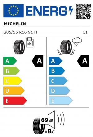 Spotřeba paliva - Přilnavost na mokrém povrchu - Hluk: A - A - 69 db (B)>