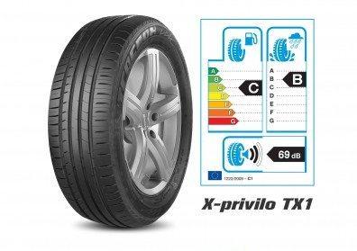 Tracmax X Privilo TX-1